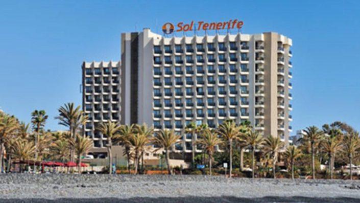 Inmótica Sol Melia Tenerife