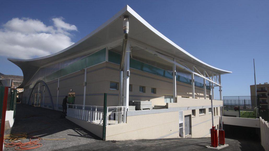 Polideportivo Colegio Costa Adeje