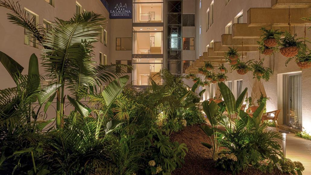 Instalación inmótica y domótica en Tenerife La Laguna Gran Hotel