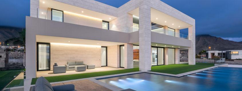 Domotica Tenerife KNX villa 66 009