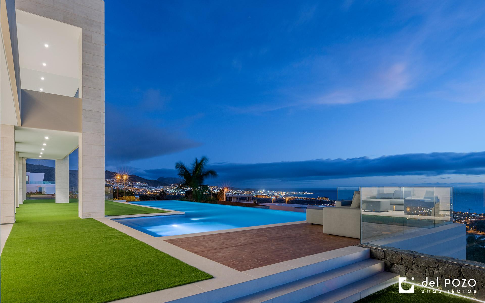 Domotica Tenerife KNX villa 66 010